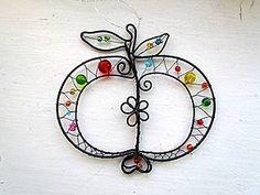 Dekorácie - Veľké jablko plné energie - 6259578_