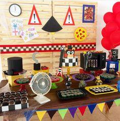 101 fiestas: Five Nights at Freddy's ideas