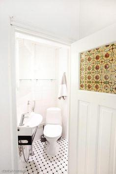 Small bathroom. Helsinki.