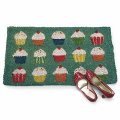 cupcake decorations for kitchen - Google Search @Gina Gab ...