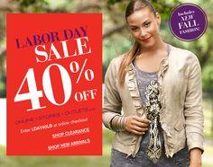 Plus Size Clothing | Plus Size Fashion & Clothes for Women | Lane Bryant #LaborDaySale