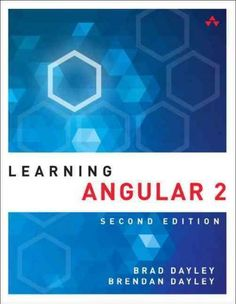 Learning Angular 2 teaches modern application development with Angular 2. It begins with the basics of Angular 2 and the technologies and techniques used throughout the book, such as key features of T