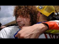 Valentino Rossi and Marco Simoncelli Brotherhood movie Footage courtesy of MotGP and Monster Valentino Rossi documentary Song - See You Again Memorial video . School Pics, School Pictures, Old School, Vr46, Racing Motorcycles, Valentino Rossi, Motogp, Legends, Brother