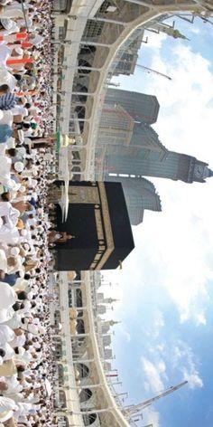 Mecca Wallpaper, Islamic Quotes Wallpaper, Mecca Madinah, Masjid Al Haram, Islamic Information, Muslim Quotes, Islamic Pictures, Mosque, Allah