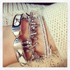 Stella and Dot- I LOVE the middle bracelet!!