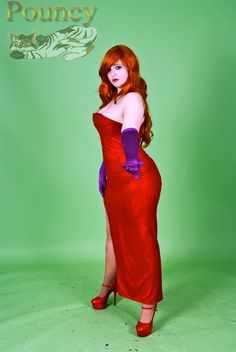 Plus Size Jessica Rabit for Calgary Expo this year?