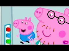 Peppa pig en Español Temporada 3x32 Peppa Pig El Hospital - YouTube