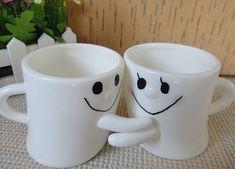 taza dame un abrazo