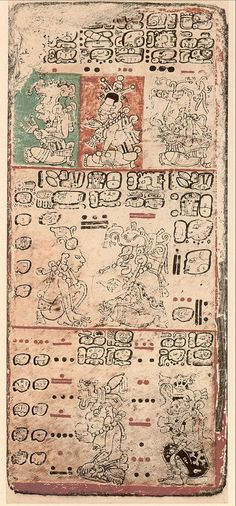 FREE Lesson Plan – Write Like the Mayans!