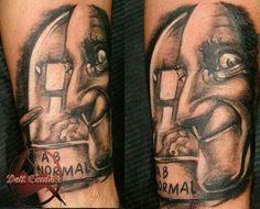 #Igor #Frankestein #tattoo