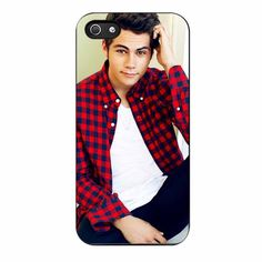 Dylan O Brien iPhone 5/5s Case