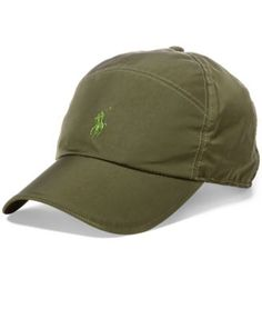 3e7638cf4937 Polo Ralph Lauren Men s Baseball Cap  59.50 With Polo Ralph Lauren s  signature pony at the front