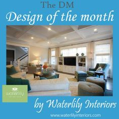 Recent Work in Bethesda, MD  Design of the Week & Month!