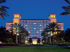 Readers' Rating: 83.341  Good for: Couples who want to avoid the Orlando-area hubbub and prefer to revel in a 40,000-square-foot spa that offers zero-gravity massages and home-grown organic herb treatments. Still, the resort does draw a large share of families and operates a transfer service to the theme parks, along with a Ritz Kids Club.