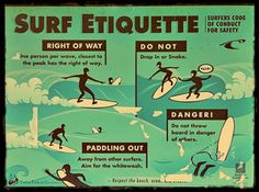 Surfing Etiquette - 10 Rules You Need ToKnow - Surfing News - girlonaboard