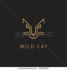 Cat Logo Stock Photos, Images, & Pictures | Shutterstock
