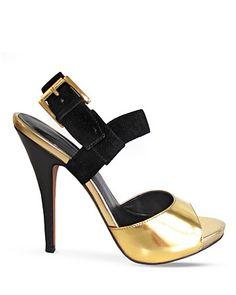 14b810eac7ce9 Luxury Rebel Peep Toe Platform Sandals - Judith 2 High Heel Shoes - All  Shoes - Bloomingdale s