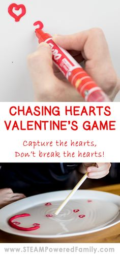 Chasing Hearts Valentine's Game