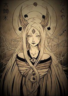 Kaguya by Imbriel