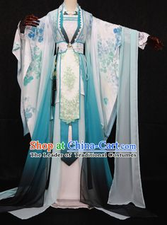 ef73927e02 Traditional Chinese Imperial Court Dress Asian Clothing National Hanfu  Costume Han China Style Costumes Robe Attire Ancient Dynasty Dresses  Complete Set for ...