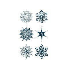 2017 New Hot Waterproof Temporary Tattoo Stickers for Adults Kids Body Art Beautiful Snowflake E-022 Fake Tatoo for Man Woman