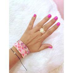 "119 Likes, 4 Comments - Lewaï Bijoux (@lewai_bijoux) on Instagram: ""Association de bijoux Lewaï à @atelier_de_longle - #jenfiledesperlesetjassume #miyuki…"""
