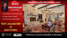 http://ift.tt/2dJEkFm For Chandler AZ information  call Brent Hammonds at (602) 717-3219 or Visit:  http://ift.tt/2eet6uX     Chandler AZ is one of the most desirable cities in the Phoenix Metro Area and a suburb of Phoenix.  Conveniently located near the 101 Freeway  202 Freeway and I-60.  Chandler AZ homes include a wide variance in pricing and amenities.  Chandler is known for its gated communities  golf course lot homes  homes with private pools  lakefront and lake comminutes  as well as…