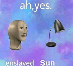 ah yes enslaved sun Laughing Funny, Funny Laugh, Stupid Funny Memes, Funny Relatable Memes, Hilarious, Lol, Reaction Pictures, Funny Pictures, Quality Memes