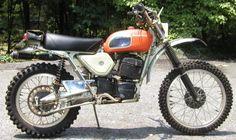 vintage husqvarna motorcycles