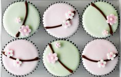 Fiona Cairns cupcakes by @Waitrose