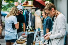 Craft Lake City Director shares five tips that many of our vendors, volunteers, production teamsters have learned while running outdoor markets.