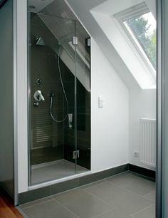Badezimmer auf dem Dachboden -  eine persönliche Relax-Zone  dort gestalten