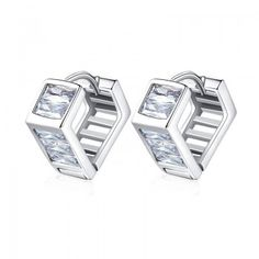 Get your high quality Wholesale Alloy Simple Geometric earringPlatinum T05C16 NHTM0498-Platinum-T05C16 - Nihaojewelry.com form China. Nihaojewelry is your trusted supplier and Manufacturer of Jewelry. Shop online today and save!