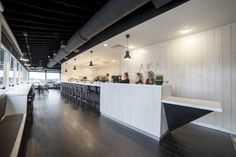 Completed in 2015 in Jackson, United States. Images by Cat Carty Buswell. The growing sushi restaurant expanded to the neighboring tenant space from a small 1,000 sf to 2,800 sf.  The entirely new layout provides new dining...