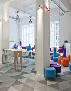Skype Office Space Ideas In Stockholm
