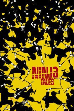 Ninja+Tales+cover+by+Devilpig.deviantart.com