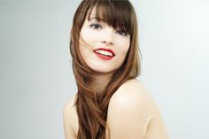 Revitalize Your Long Hair with Bangs