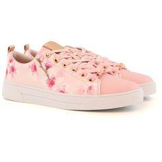 aeae551aae4f36 Ted Baker sneaker Ahfira blossom print