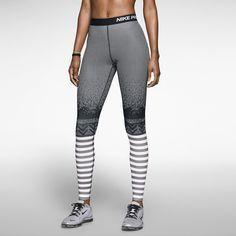 Nike Pro Hyperwarm Engineered Print Women's Training Tights. Nike Store UK http://www.uksportsoutdoors.com/product/puma-sports-socks-asstd-colours-unisex-cushioned-match-sneakers-2-pair-pack/