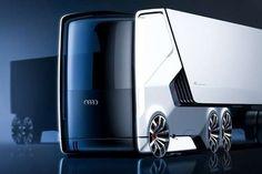 Que seraient les camions si Audi en construisait - Auto55.be