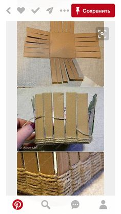 diy crafts using paper - Diy Paper Crafts diy crafts using paper – Diy Paper Crafts diy crafts using paper – Diy Paper Crafts - Diy Crafts How To Make, Diy Home Crafts, Diy Para A Casa, Carton Diy, Diy Karton, Craft Paper Storage, Papier Diy, Diy Rangement, Jute Crafts