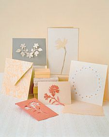 Show mom how much you care with a beautiful paper-cutout card.