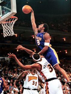 Kobe Bryant : Classic photos of Kobe Bryant