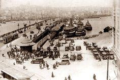 Galata Köprüsü / 1934 http://ift.tt/2aAs4Vt