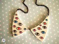 Colar necklace