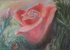 Buy Souvenir of the rose, Oil painting by Silvia Key on Artfinder. Discover thousands of other original paintings, prints, sculptures and photography from independent artists.