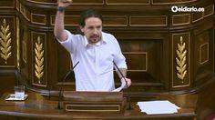 Discurso completo de Pablo Iglesias en el Congreso