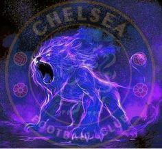 Chelsea Football Club - The Pride of London Chelsea Wallpapers, Chelsea Fc Wallpaper, Dope Wallpapers, Chelsea Blue, Fc Chelsea, Chelsea Football, Football Is Life, Football Art, Chelsea Tattoo