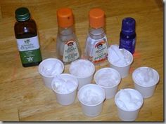 five senses science unit for smell