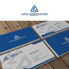 Local Construction Pros Inc needs a powerful new logo. by Get_Lucky